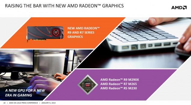 AMD R M200 Series GPU