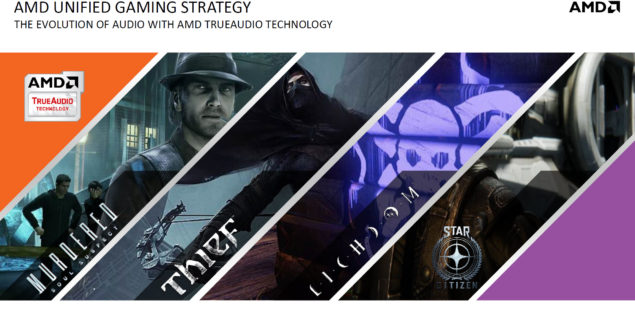 AMD TrueAudio Technology