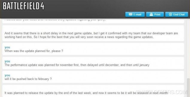 Battlefield 4 Mantle Delay