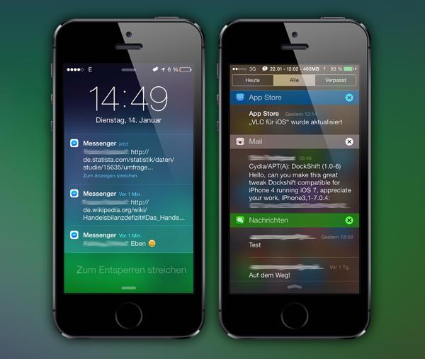 Coono iOS 7 Jailbreak Tweak