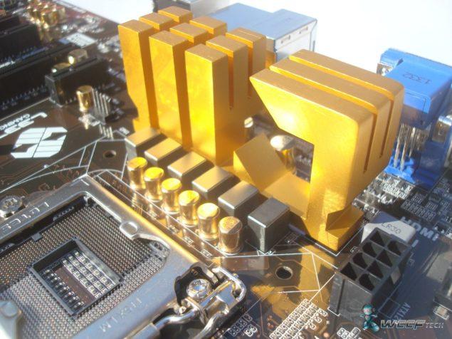ECS_Z87H3-A3X_Gold Shot (Custom)