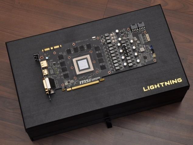 GTX 780 Ti Lightning PCB