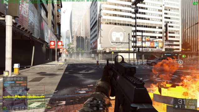 Mantle Battlefield 4 Performance_4