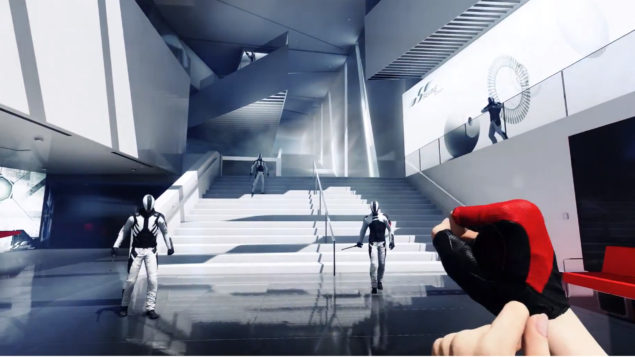Mirrors Edge 2 Ingame Screenshot 2