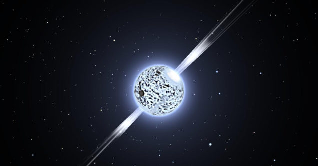 Neutron Star geminga - Black Holes Dont Exist
