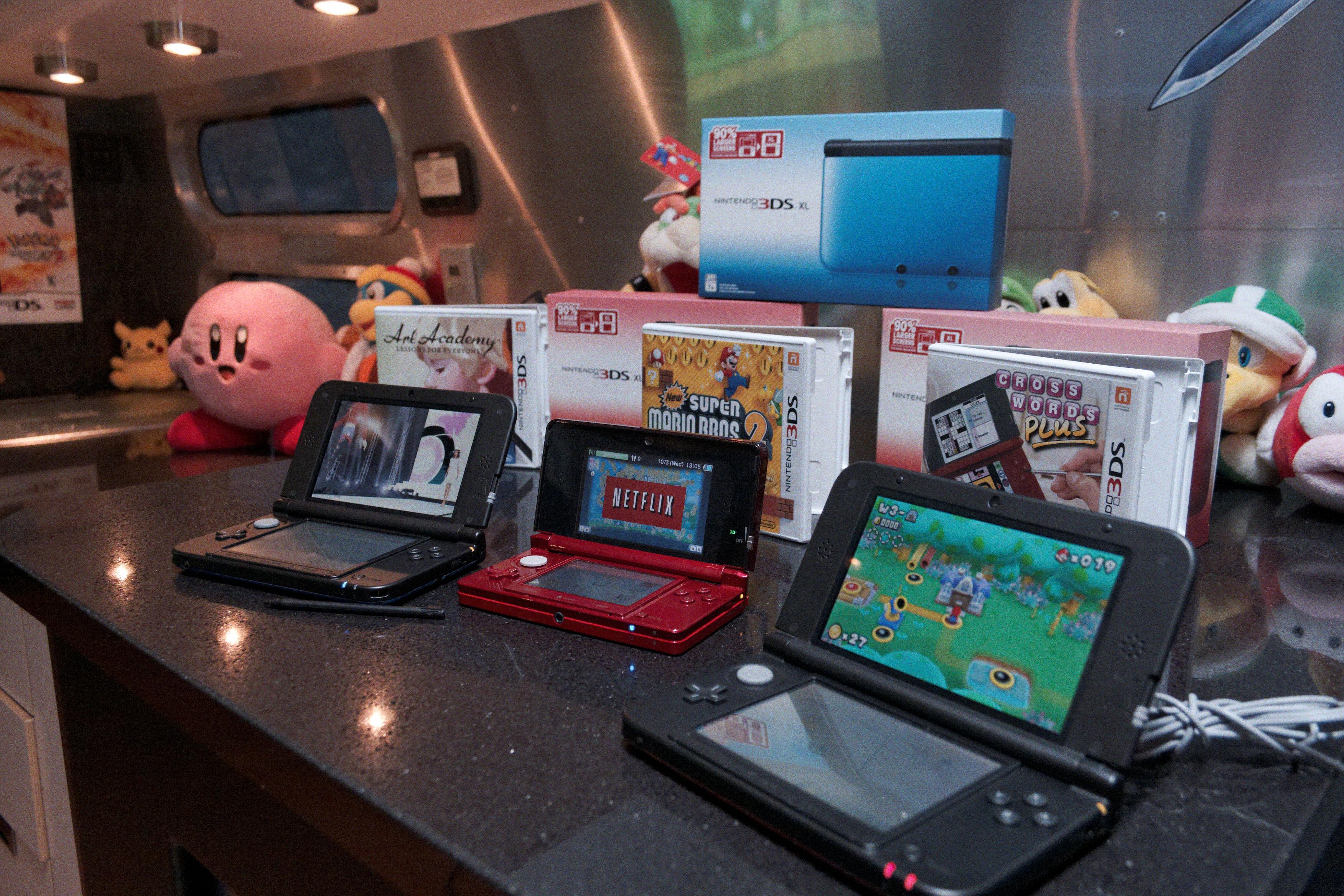 Wii U Nintendo Ds : Rumor nintendo is working on a new next gen console