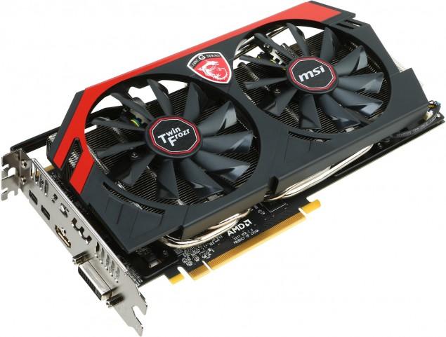 Radeon R9 280X Gaming 6 GB