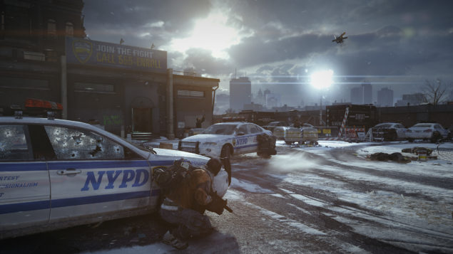The Division Ingame Screenshot 2