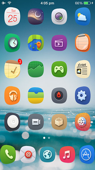 Springtomize 3 iOS 7 Jailbreak Tweak is Now Available!