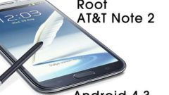 root galaxy note 2 on android 4.3 ucubmk6