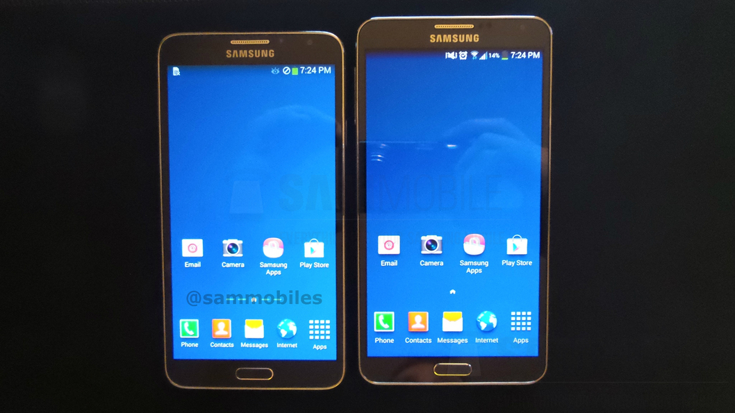 galaxy note 3 neo leaked images
