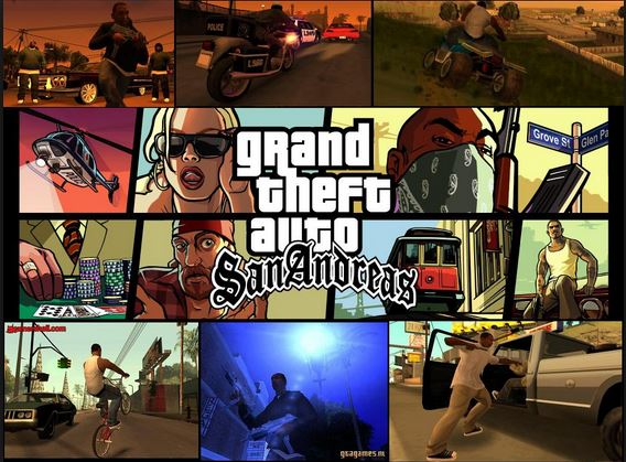GTA: San Andreas Windows phone 8