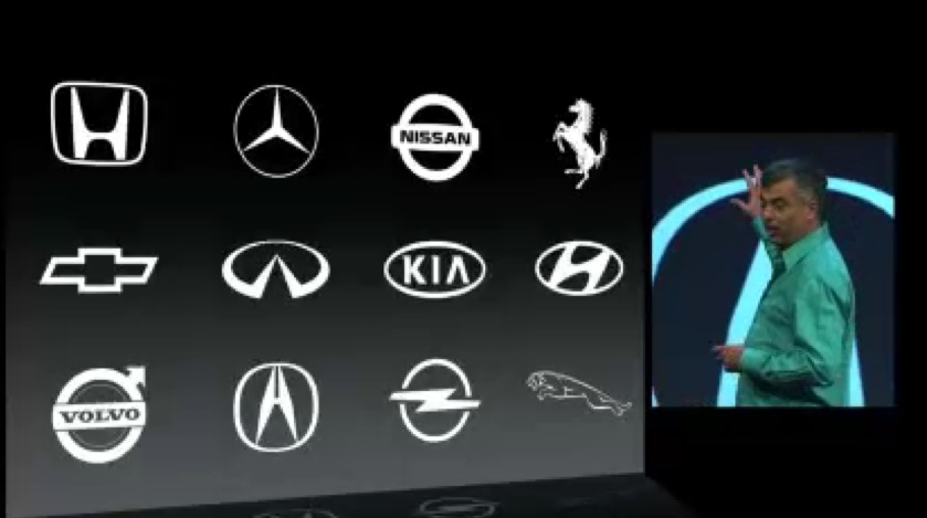 ios in the car supported vehicles