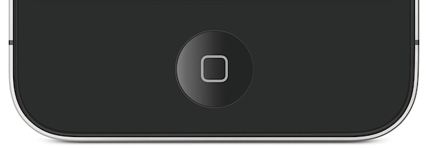 iOS 7 Home Button Jailbreak Tweak