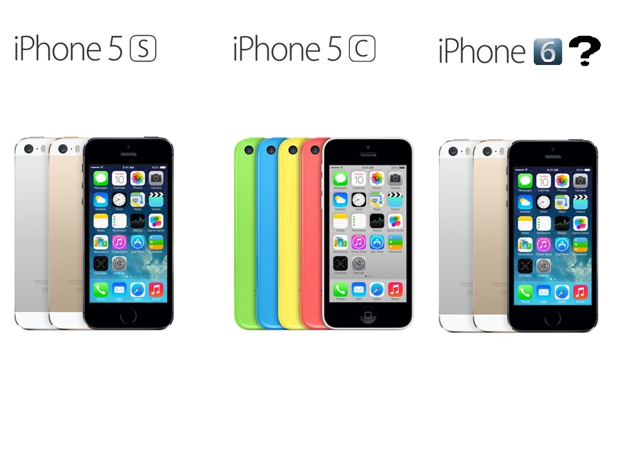 size of iphone 5 iphone 6 may sport smaller screen than expected 4212