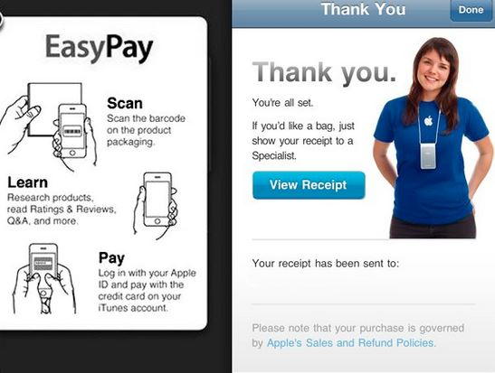 paypal apple partnership