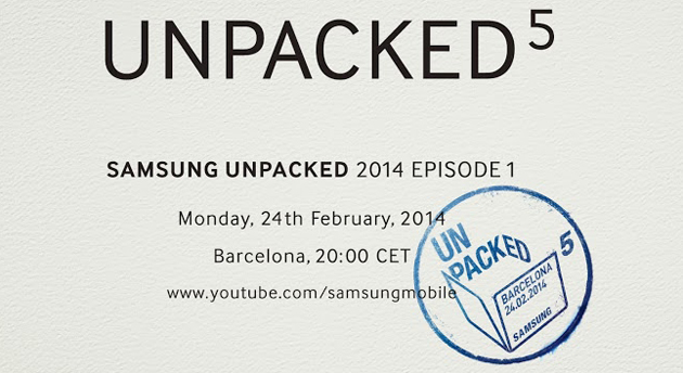 samsung unpacked 5 galaxy s5