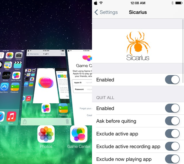Ios 7 Jailbreak Tweaks 3d Animation Hidden Ios 7 Menu And More