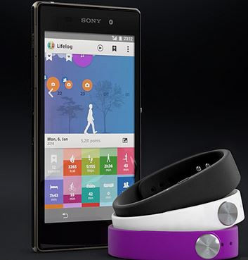 ces 2014 best sony smartband