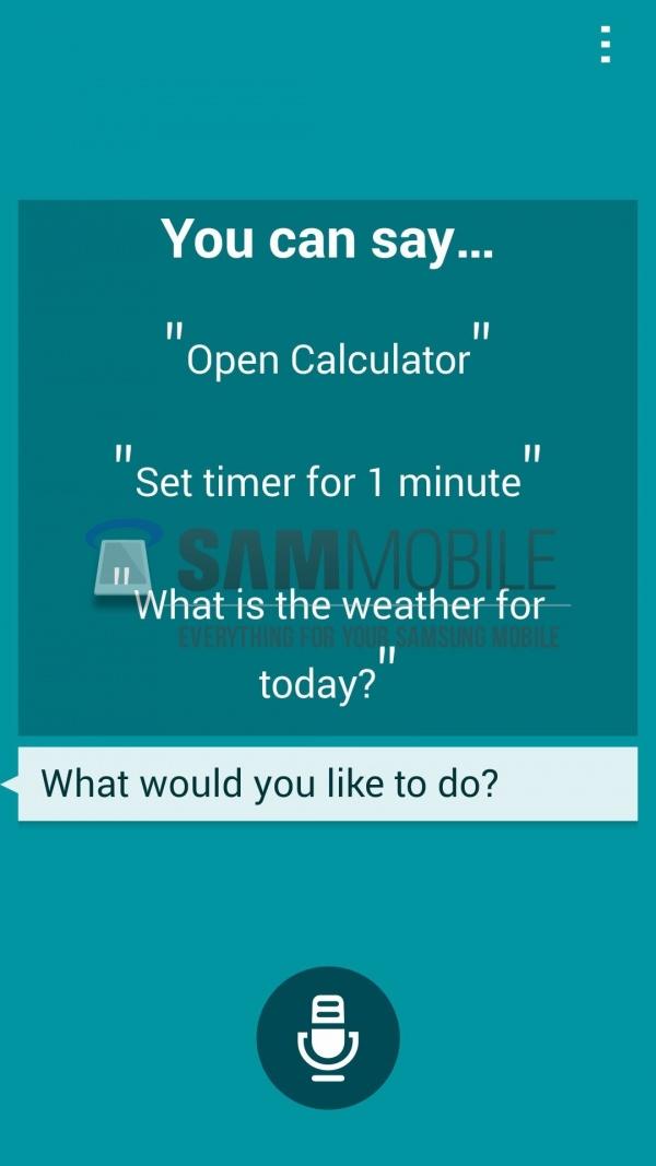 s-voice app