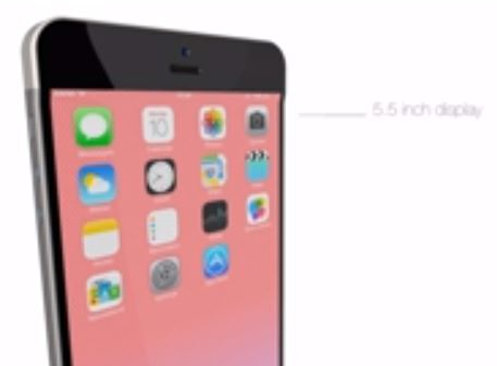 iphone 6 concept phablet