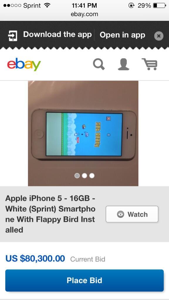 restore flappy bird