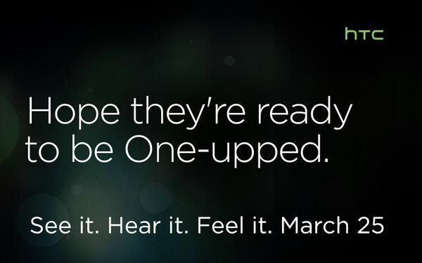 HTC One teaser