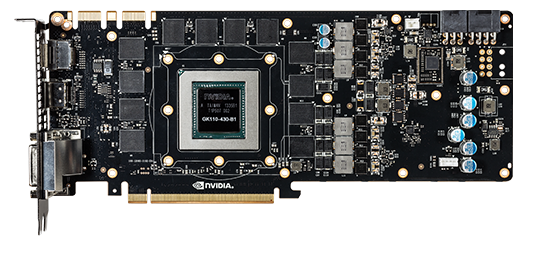 GeForce GTX Titan Black PCB