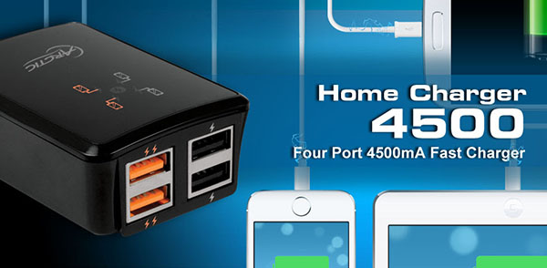 Home Charger 4500