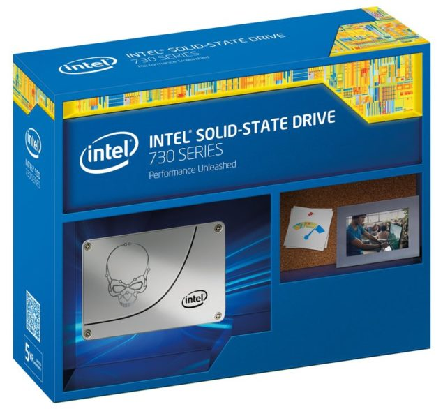 Intel SSD 730 Series Box