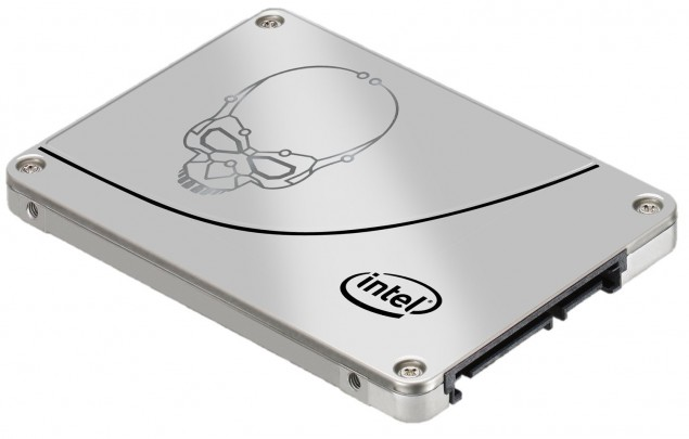 Intel SSD 730 Series Picture