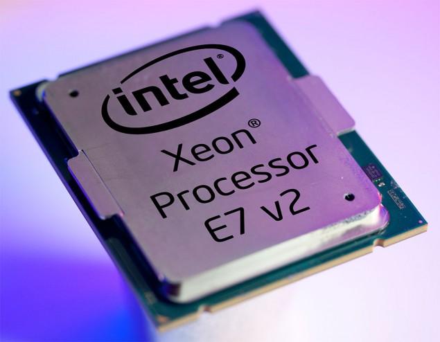 Intel Xeon Processor E7 V2