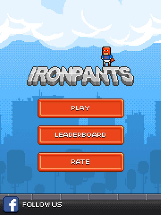 ironpants cheats