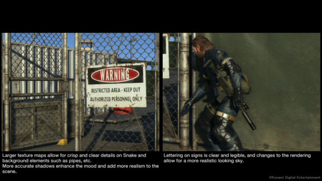 Metal Gear Solid Comparison 1..