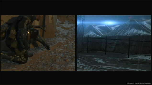 Metal Gear Solid Ground Zeroes Comparison (1)