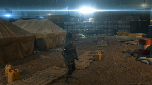 Metal Gear Solid Ground Zeroes Comparison (2)