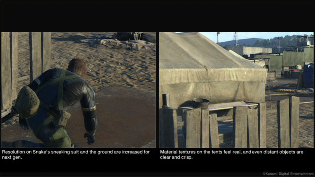 Metal Gear Solid Ground Zeroes Comparison (4)