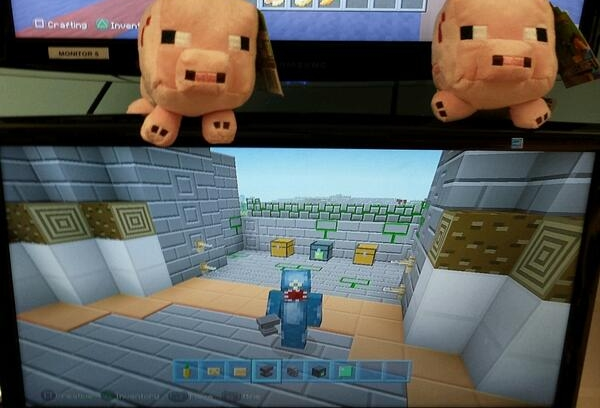 Minecraft: PlayStation 4 And PlayStation 3 Edition Screenshot