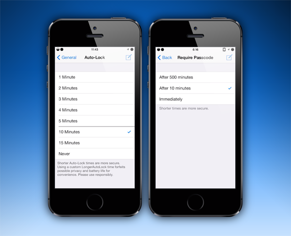 ios 7 lock jailbreak tweaks