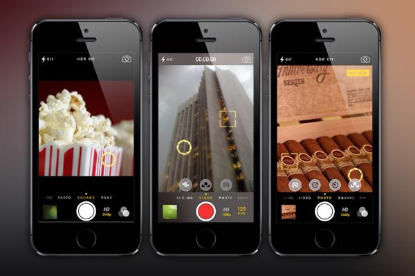 CameraTweak iOS 7