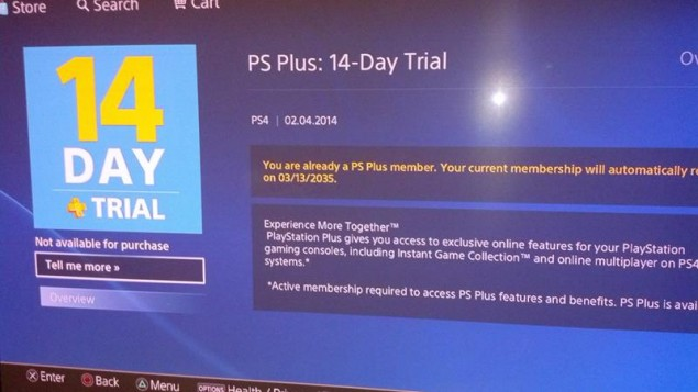 PlayStation Plus 3