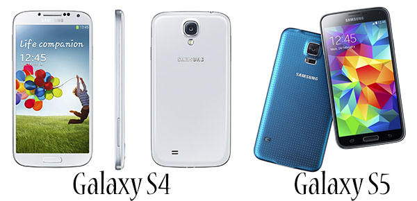 S4 and S5