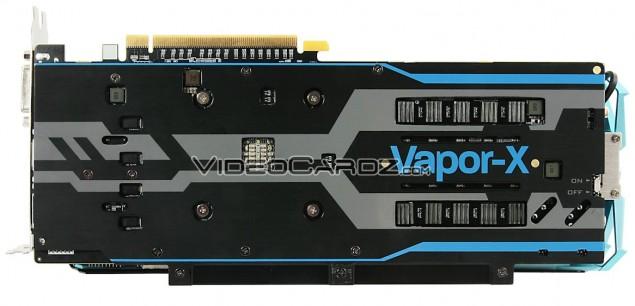 Sapphire Radeon R9 290X VAPOR-X OC_Back
