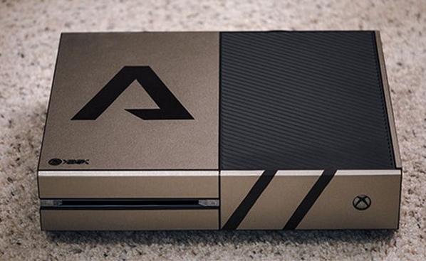 Titanfall Fan Customizes Their Own Xbox One' - Image