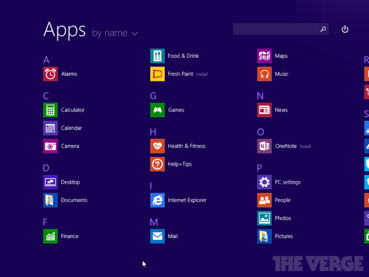 leaked Windows 8.1 Update 1