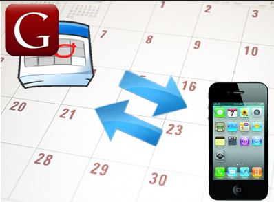 sync iPhone Calendar with Android