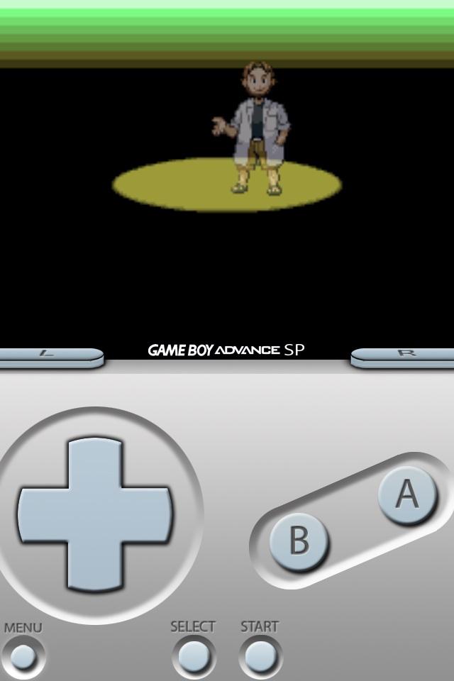 GBA Emulator iOS 7