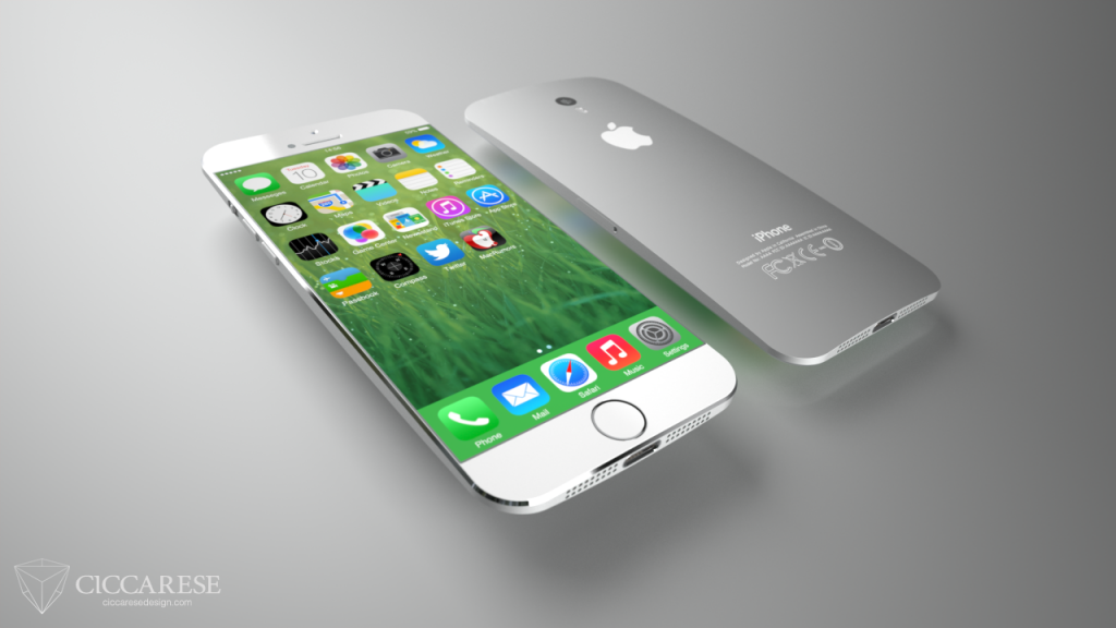 iPhone 6 design launch date