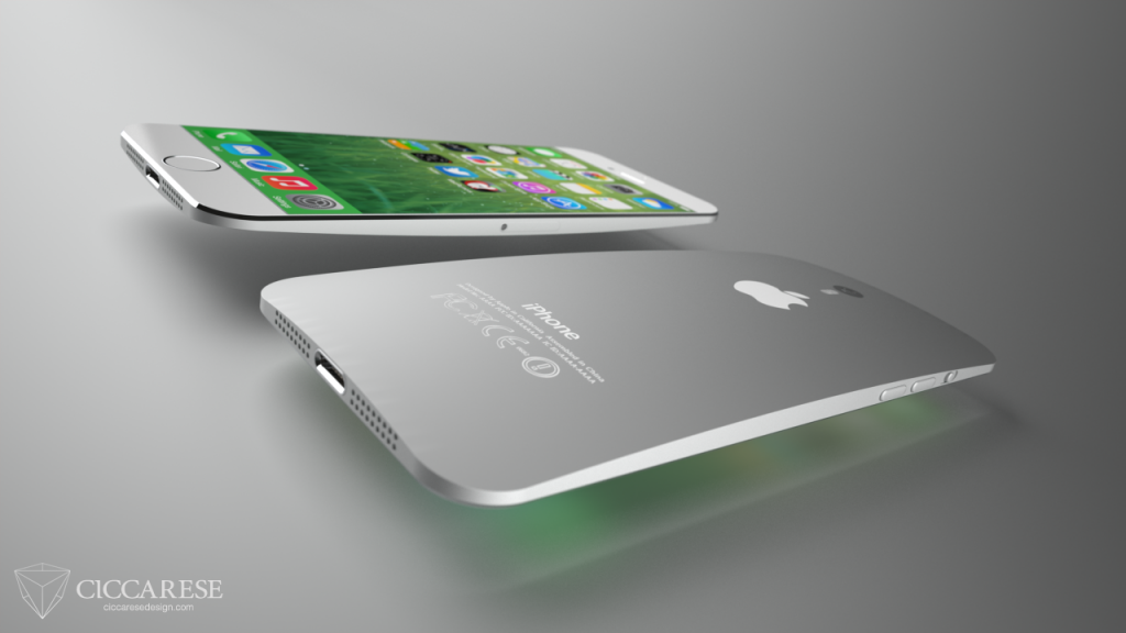 iphone 6 leaked image