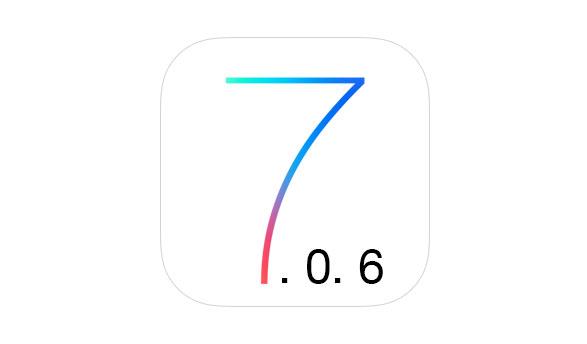 aggiornamento ios 7.0.6